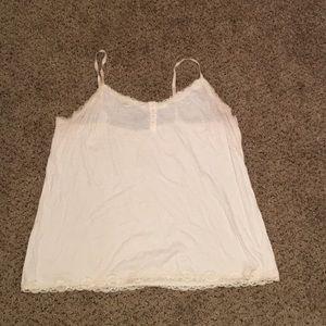Torrid Lace Trim Camisole